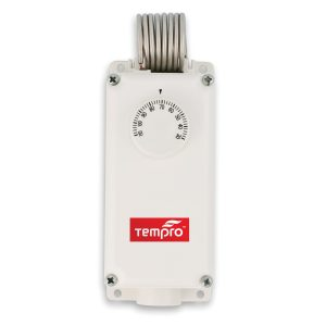 TP509 Line Voltage 2-Stage Thermostat