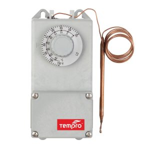 TP519 Industrial Line Voltage Thermostat with Extended Sensor