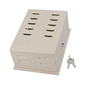 Medium Steel Thermostat Guard