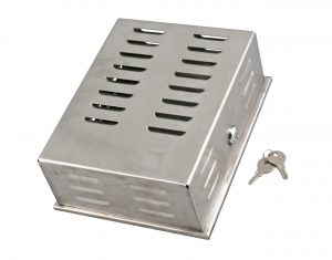 Large Stainless Steel Thermostat Guard